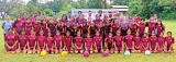 Polonnaruwa football girls receive timely support