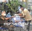 Rotary support GoSL in the vaccination drive