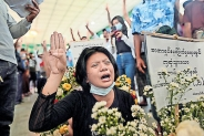 China: The only country that can help resolve Myanmar imbroglio