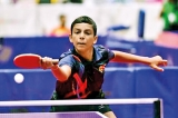 Ananda's table tennis prodigy Senura Silva destined to bring glory to Sri Lanka