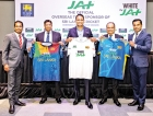 JAT Holdings 'official overseas team sponsor' of Sri Lanka cricket