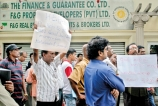 Depositors of failed finance  companies struggle to survive