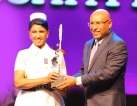 Sri Lanka's top nurse wins 'Most Popular Woman' contest at Vanithaabhimana