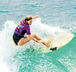 Local boy Sachin and Protea Nikita rule 'Hikka' waves