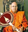 With his action and speeches, the erudite Mahanayake spread the light of Dhamma