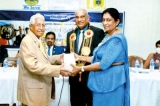 Lion Raja Sinnathuray felicitated for 47 years of Lionism