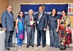Sriyantha Senaratne felicitated for 50 years of service to Rotary