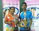 Chameera and Ishara emerge winners