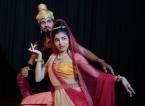 'Sakunthalaya', influence of classic Sanskrit poetry on theatre