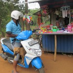 Karuwalagaswewa: Small business