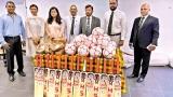 Pakistan gifts sports goods to D.S. Senanayake College