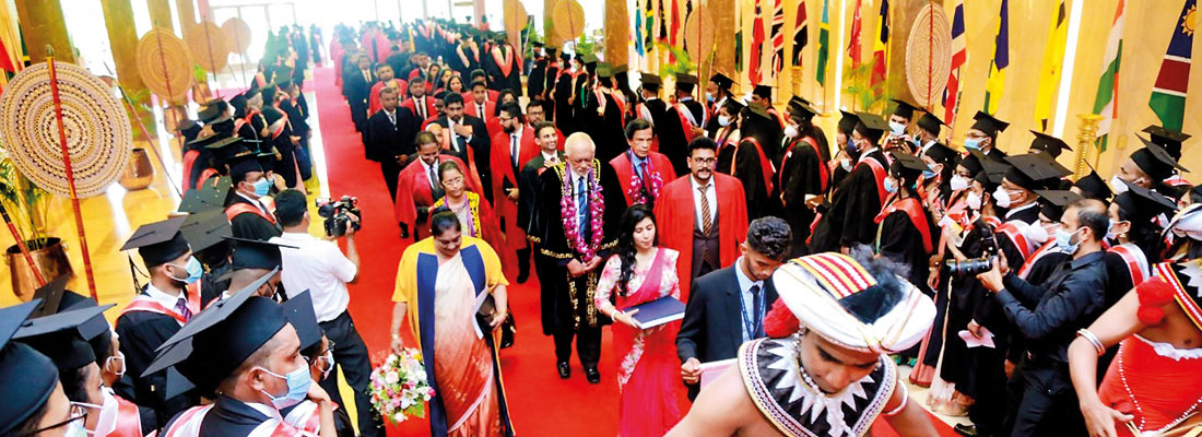 Annual Convocation of IDM NATIONS CAMPUS, nurturing hope amid the pandemic
