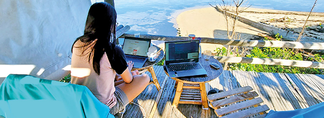 Changing face of workspaces globally
