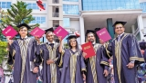 A range of top-notch programmes from QS world ranked university