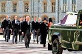 Britain falls silent in tribute to Prince Philip