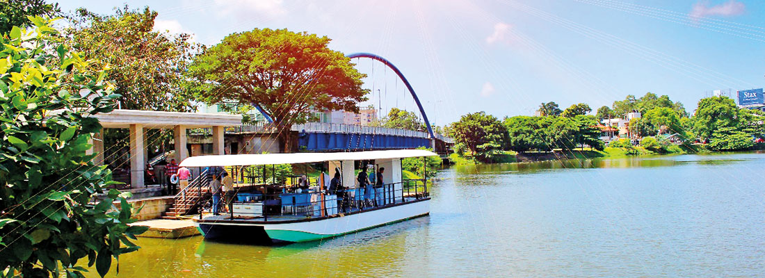 Can charge a ticket for entering Diyatha Uyana Wetland Park?