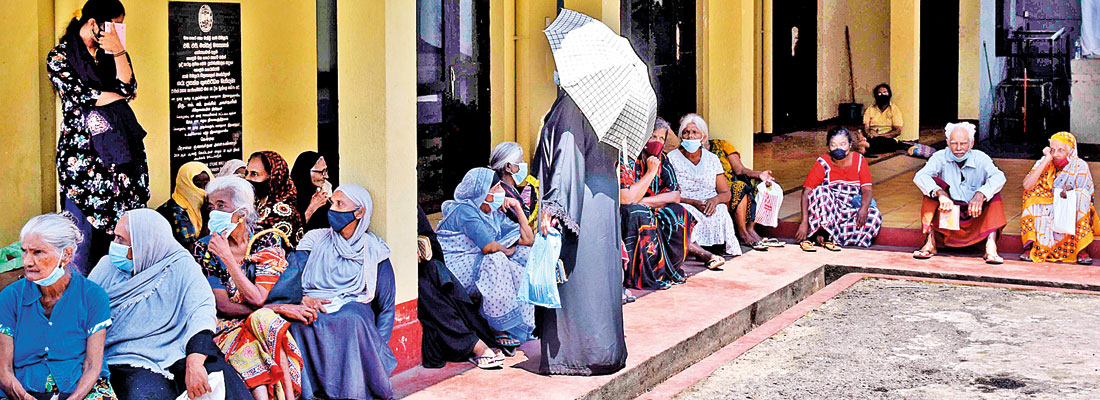 Frontline Samurdhi officers face flak over relief omissions