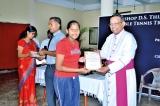 D.S. Thiagarajah Table Tennis Trophy 2021
