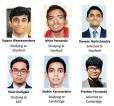 Gateway students enter the best Universities worldwide