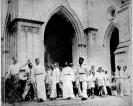 Prince Philip's 1956  visit to Moratuwa Church and a right royal remark