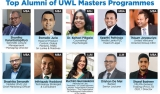 Top Alumni of UWL Master's Programme are among the cream of the crop in Sri Lanka
