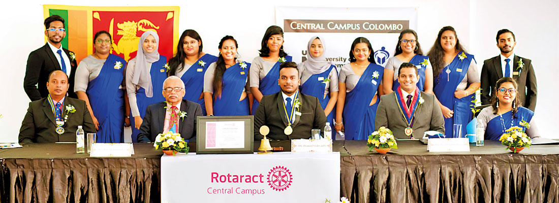 Beyond Books – Vibrant Campus life at Central Campus Colombo