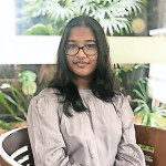 Ananya: Happy hours spent with her  grandmother in the kitchen
