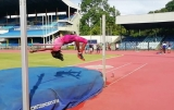 Samudra Devi school girl Sithuli, 15, soars into the national limelight in high jump