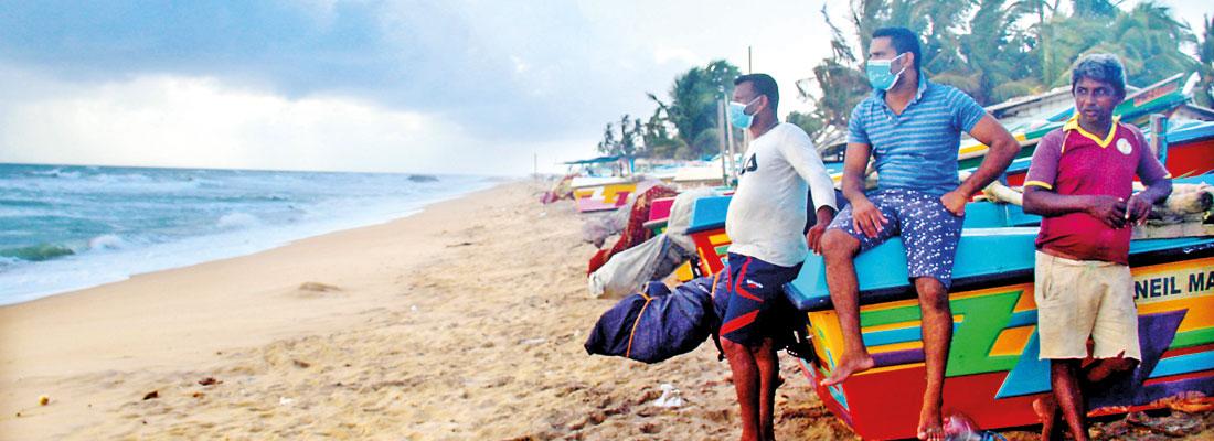 Again and again the hapless fishermen suffer