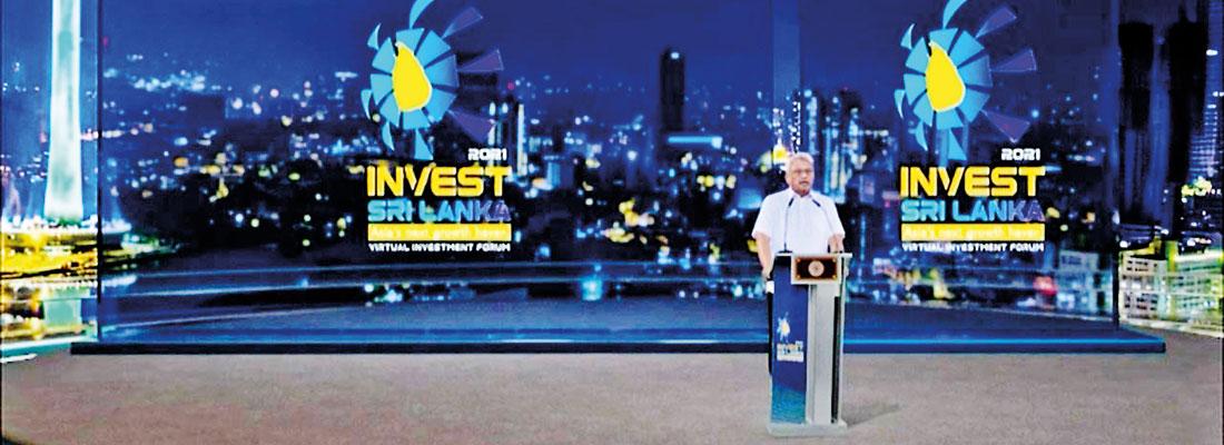 SLIF woos FDI: Presents big bets on SL growth story