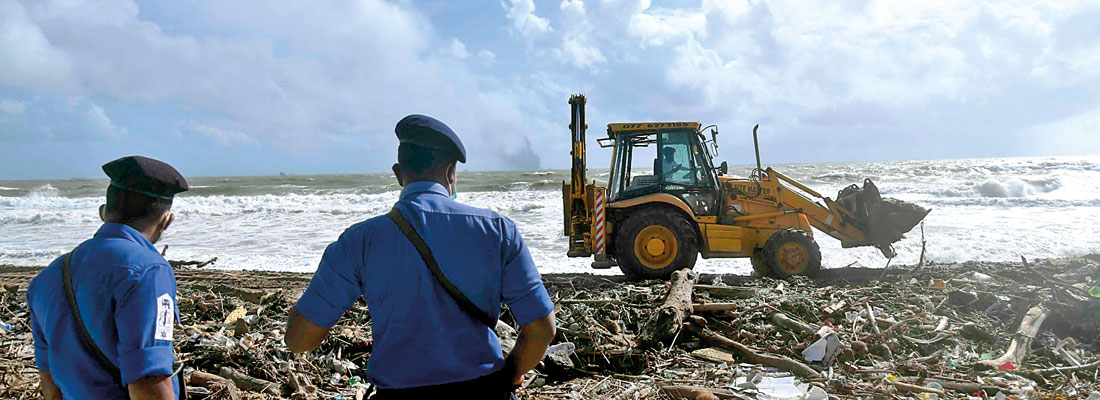 X-Press Pearl: Six emergency response stimuli prompted by Colombo maritime disaster