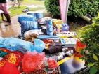 Smuggling op from Maldives busted; electric items among goods seized