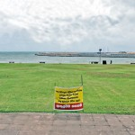 Galle Face: Off limits