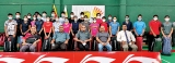 National shuttlers boosted by Li Ning