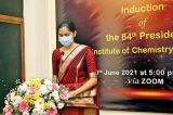 The Induction of the 84th President of the Institute of Chemistry Ceylon
