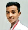 Karate Kid Dulanjana, aiming high