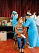 Galle teachers get shot in vaccination drive