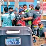 Maharagama: Risky ride
