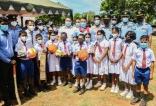 SLAF takes Kanugahawewa model village sky high in months