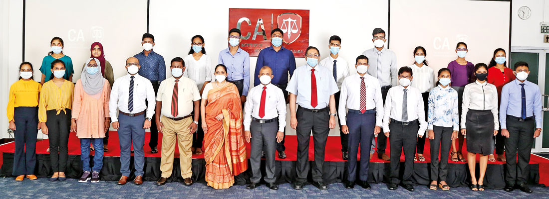 CA Sri Lanka students ace June Business Level exams to secure top merit and subject prizes