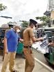 Police provide polythene separators