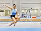 Olympian gymnast Milka aiming high