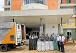 ITL donates medical equipment