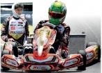 Yevan David in Top 5 at European Karting Championship
