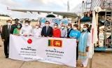 Lanka receives 728,000 doses of Japan's AstraZeneca vaccine