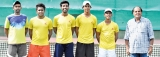 Three teenagers in Davis Cup team of 2021