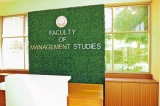 Faculty of Management Studies celebrates its Silver Jubilee in September 2021