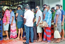 Tipsy-turvy turnout after sudden opening of liquor shops