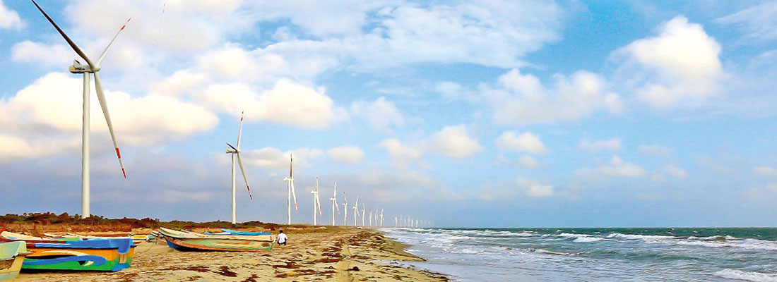 Lanka lags behind on its climate commitments, mainly due to defects in policy implementation