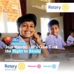 Rotary: Back to School Campaign launched